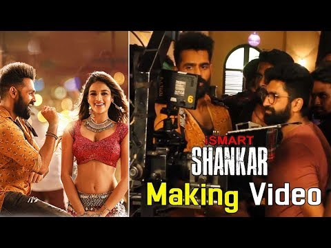 smart Shankar Making Video | Nidhi Agerwal | Nabha Natesh | Ram Pothineni | Puri Jagannadh | SunnyTv