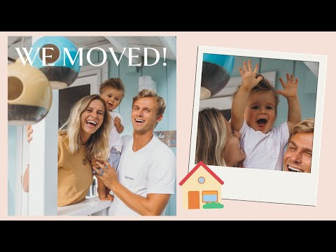 We moved! New + Old House Tour | Lifestyle | Britnee Kent