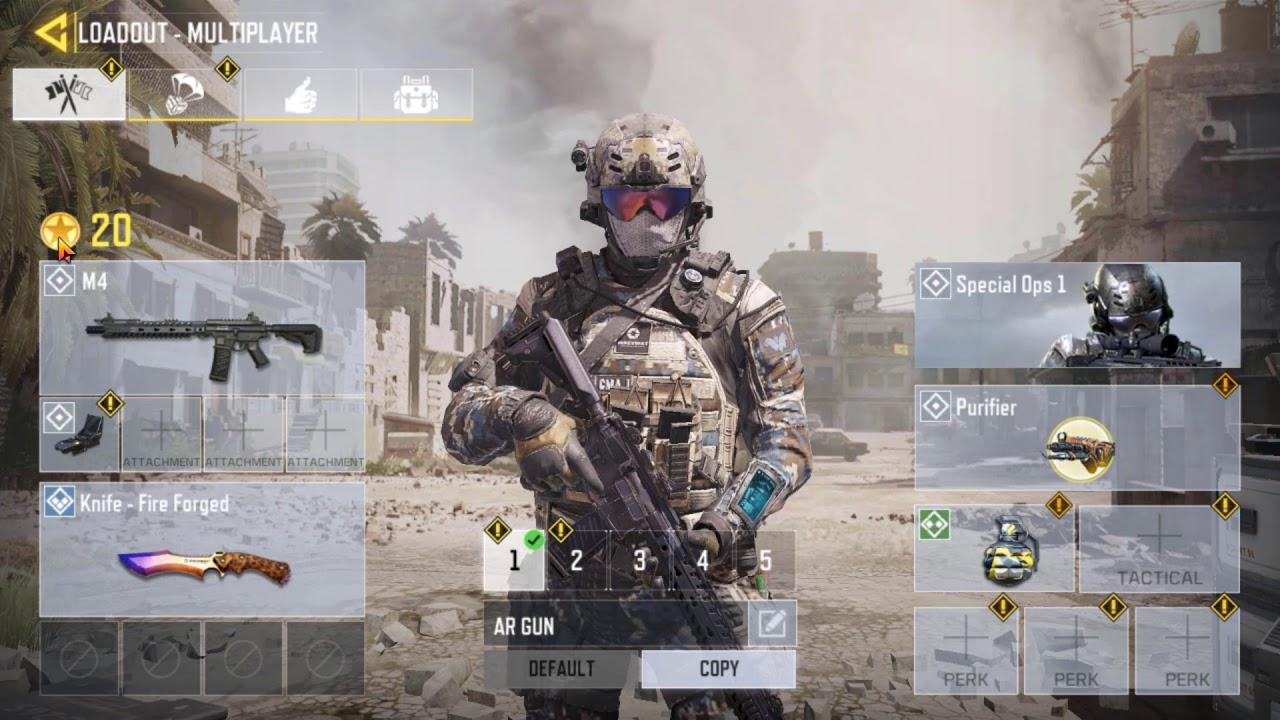 How To Apply Gun Skins In Cod Mobile Equip Gun Skins In Cod