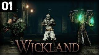Wickland - Prawie jak Quake - Gameplay.