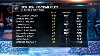 NHL Now: Top 10 Players Aged 22: Discussing the top ten 22-year old players in the NHL  Jan 14,  201
