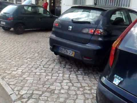 seat ibiza 6l fr youtube. Black Bedroom Furniture Sets. Home Design Ideas