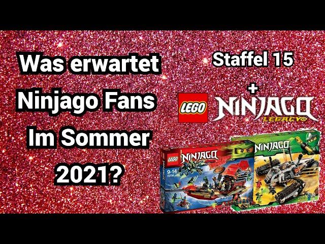 Ninjago Sommer 2021 Sets   Ninjago Leaks [german]   Steinfreund2014