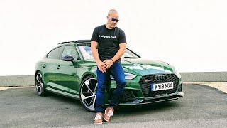 2019 AUDI RS5 SPORTBACK 1st Drive  *New Car