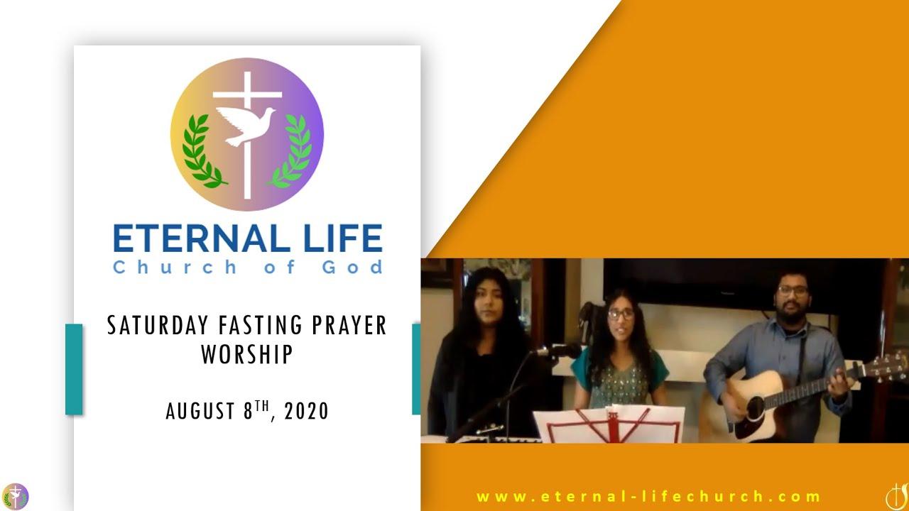 Fasting Prayer Worship - 8/8/2020