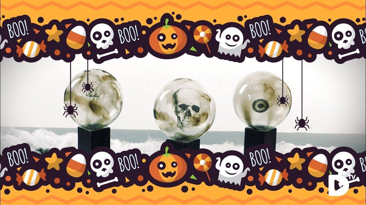 DIY Halloween lifehacks | DOMODI TV