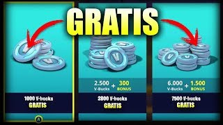 GET 2,000 FREE LEGAL PAVOS IN FORTNITE VERY EASY AND RAPID