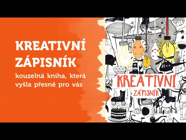 Kreativní zápisník (René Nekuda)