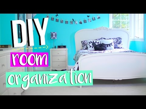 Cleaning My Room! | DIY Room Organization Tips & Tricks