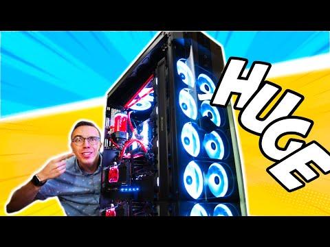 Can I build a HUGE AMD Gaming PC? thumbnail