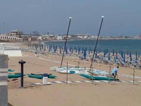 Algérie vacances au Club des pins et Moretti