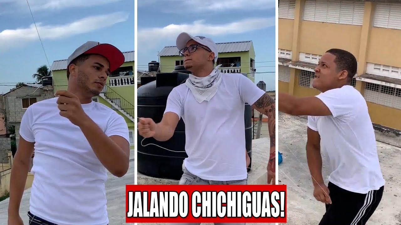 COMPETENCIA DE CHICHIGUA *COMETA O PAPALOTE* EL MEJOR JALANDO CHICHIGUAS