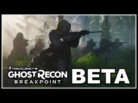 Ghost Recon Breakpoint | Beta Dates & Possible OPEN BETA!