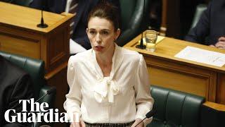 Jacinda Ardern declares 'climate emergency' in New Zealand