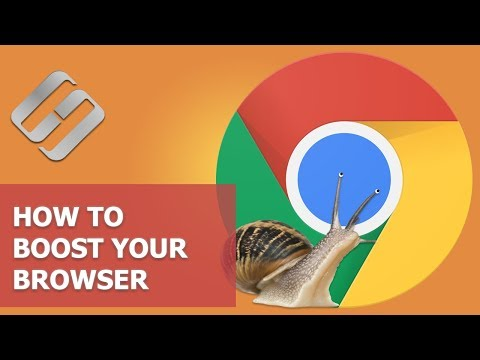 ⚡ How To Boost Your Browser 🏃 And Eliminate Lags In Google Chrome