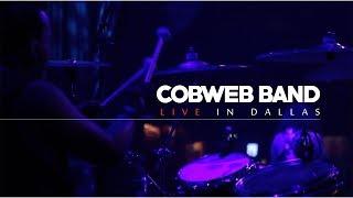 Cobweb Band live performance in Dallas, Texas