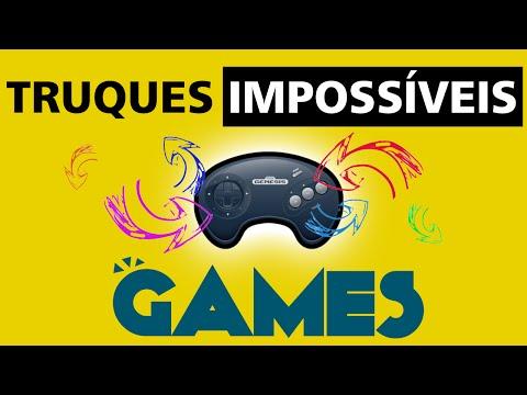 Truques Impossíveis dos Games! [Canal 90]