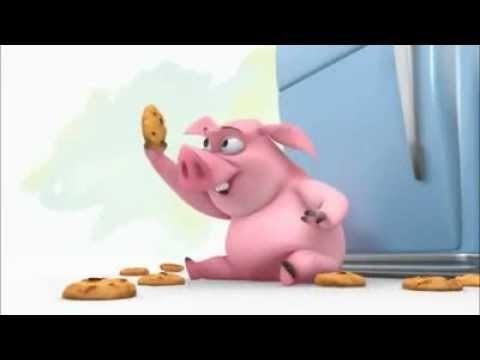 Прикольная свинья Чуня на Ай-Петри :D // Кнопка ХРЮ // Funny Pig in Crimea