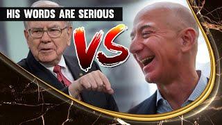 Warren Buffett speaks about Jeff Bezos - Unbelievable what he says