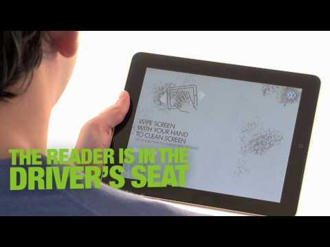 Readershouse to publish European iPad magazine for Volkswagen AG