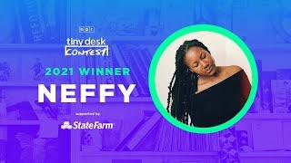 Meet NPR Music's 2021 Tiny Desk Contest Winner