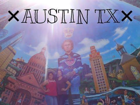 Travel Diary | Austin Texas