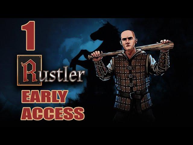 Rustler part 1 - Medieval GTA   Early Access