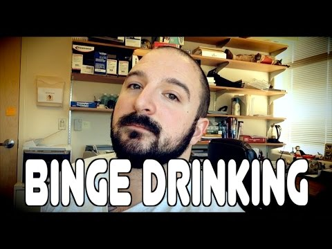BINGE DRINKING When You're Depressed, Anxious, &/or Depersonalized