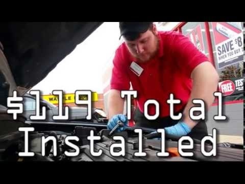 Gen Honda Com >> Honda Accord Battery Replacement, AutoZone Duralast - YouTube