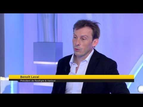 Interview de Benoît LAVAL (Raidlight & Vertical) par Alain Marty / BUSINESS 365