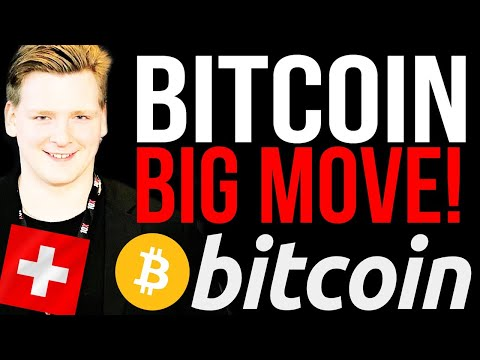 BITCOIN BIG MOVE NEXT!! 🛑 Energy Standard, Trump, Davos, Lightning Network
