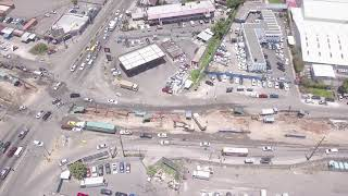Hagley Park Road Improvement Project update 1