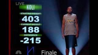 The Biggest Loser 9 - Koli's Transformation