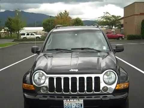 2006 Jeep Liberty Sport >> SOLD-2006 Jeep Liberty Limited 4WD Black - Art Gamblin ...