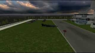 rFactor Thrust SSC 333Million ps MaxTorque 6700kg