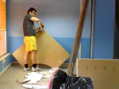 Montando muebles de IKEA 01 Mesa esquinera  YouTube