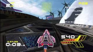 Wipeout HD/Fury - 20th Anniversary: Endurance Tourny