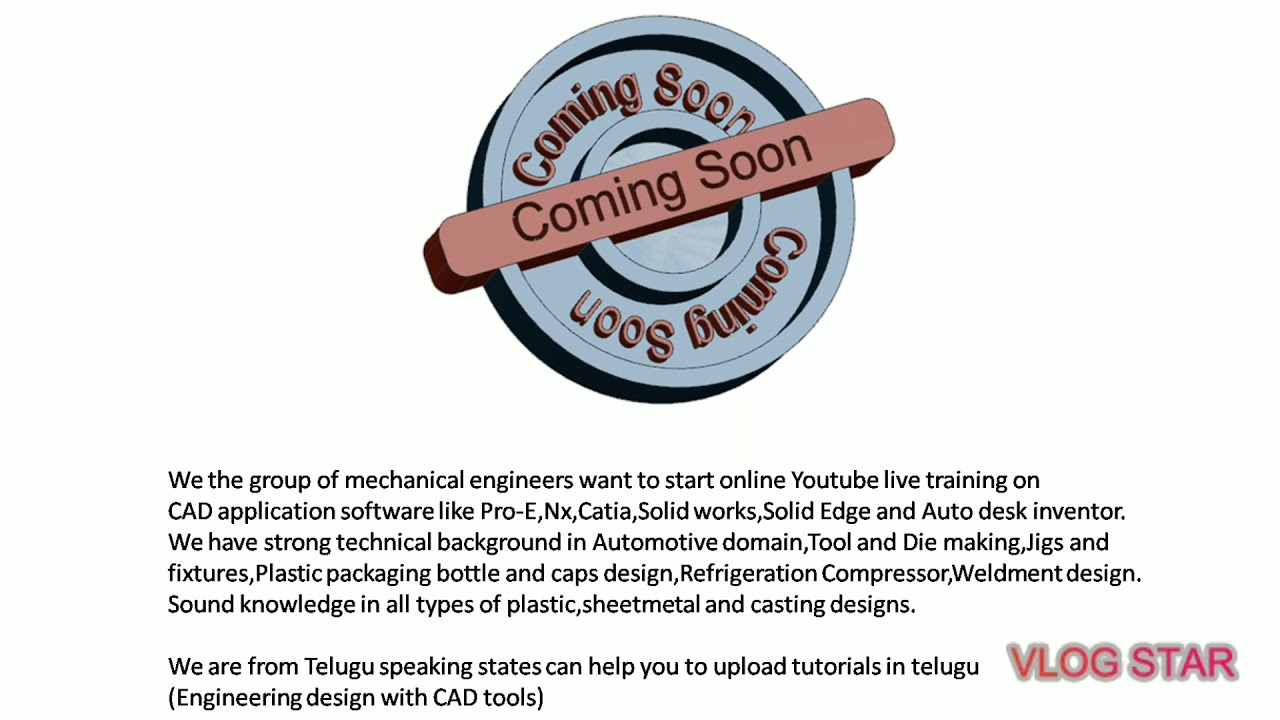 You Live Training On Cad Tools