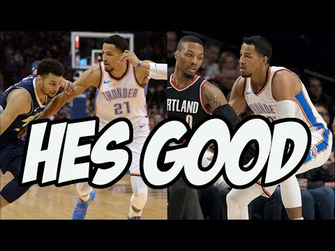 Can The OKC Thunder Survive Without Andre Roberson Until January?