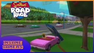 Rob Vs. The PS2: The Simpsons: Road Rage