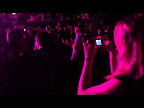 Without You - David Guetta - Auckland 2012