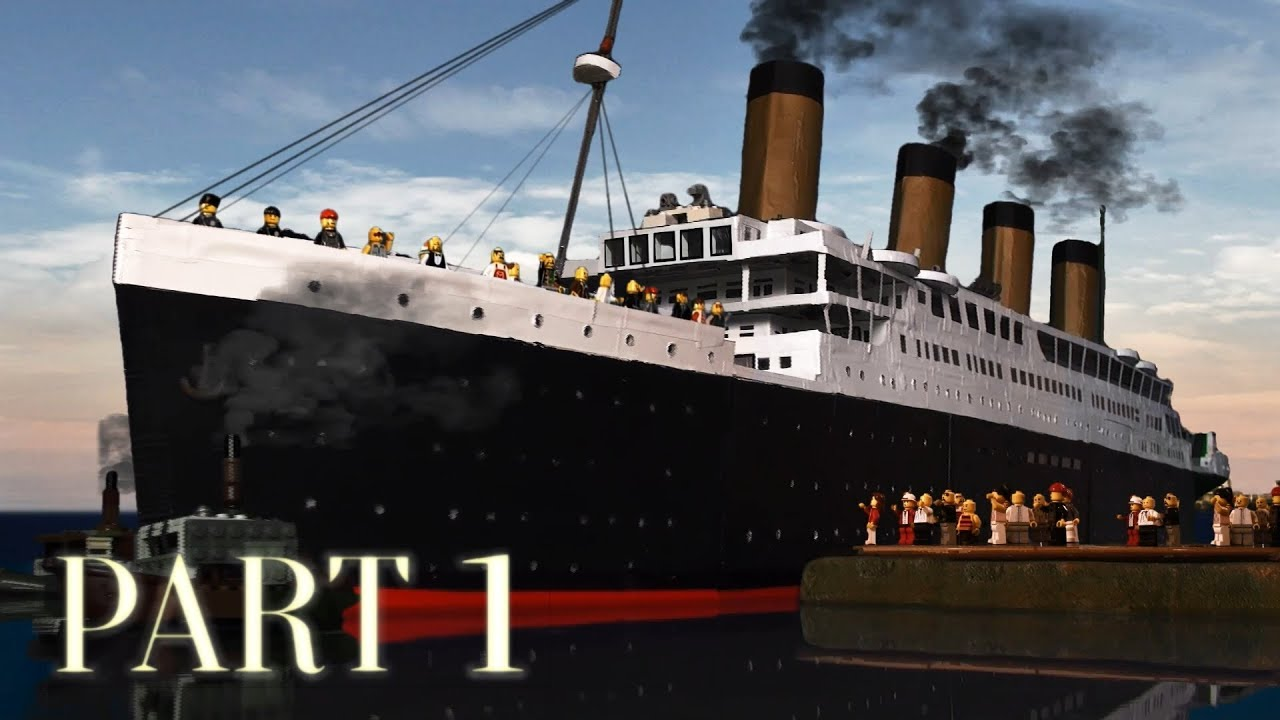 Download Lego Titanic
