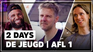 Vjeze Fur: 'Het is kippenvel. Dit is uniek in Nederland, niemand doet dit.'   2 DAYS   #1 Day One