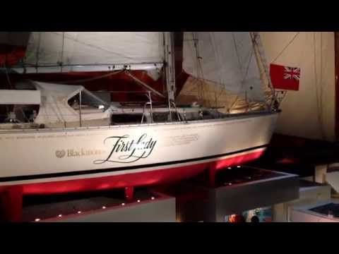 A short tour of the Sydney Maritime Museum