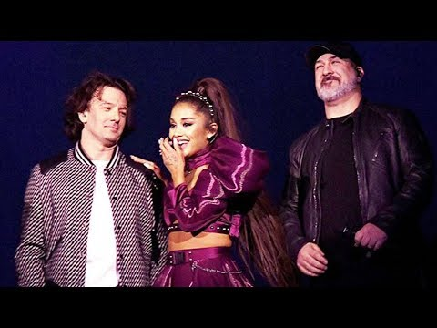 How Ariana Grande and *NSYNC Pulled Off Their Coachella Collab Source