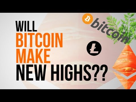 Will Bitcoin Make New Highs??
