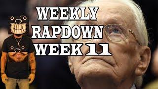 Weekly Rapdown: Week 11 - National School Walkout & RIP Stephen Hawking
