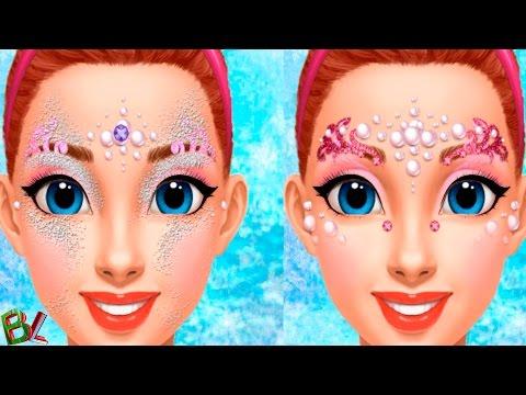 Макияж ЧЕЛЛЕНДЖ Салон Красоты с Куклой Беби Бон Игра Одевалки Для куклы Как Мама
