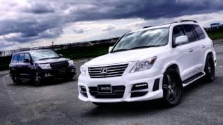 видео Новый Lexus LX 570 2014 - фото, характеристики, цена