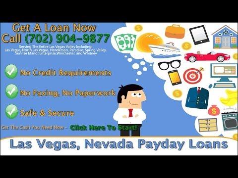 Las Vegas Payday Cash (702) 904-9877 - Nevada Loans Online